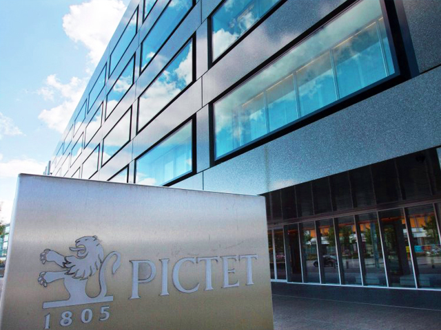 Pictet Bank Genf