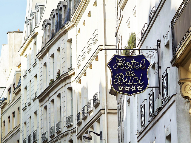 Hotel Buci Paris