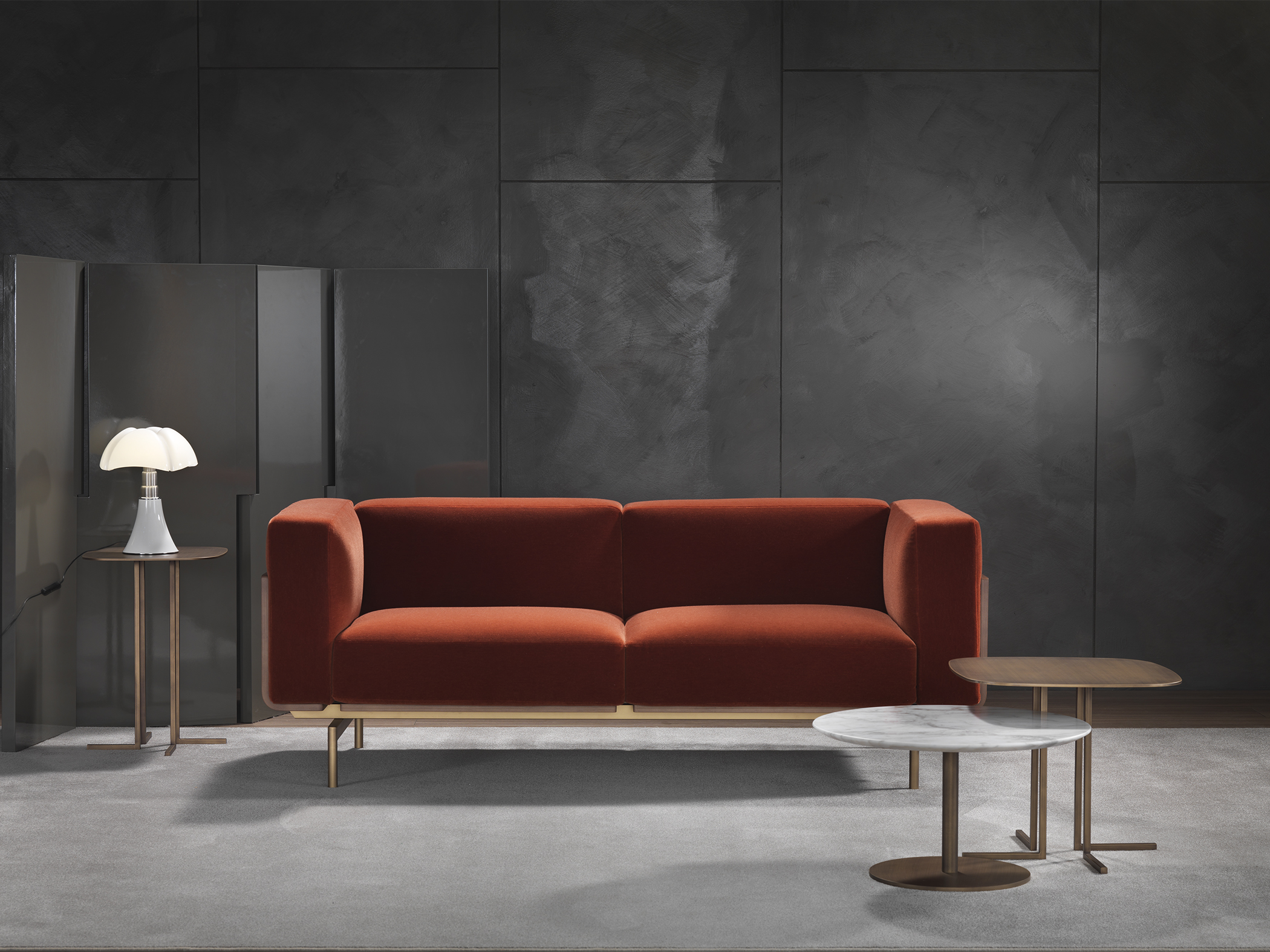 L Sofa Gallery Marelli Luxury