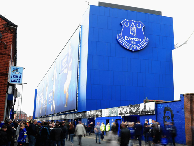 Stadio Everton Liverpool